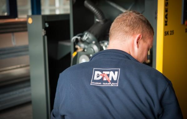 Druckluft Technik Nord - Service-Mitarbeiter