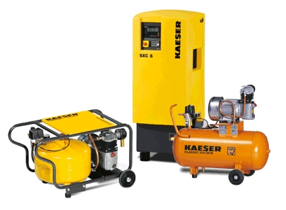 Druckluft-Kompressoren Kaeser - Druckluft-Technik-Nord GmbH
