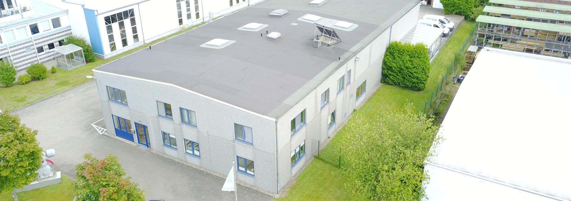 Firmengelände Druckluft-Technik-Nord GmbH